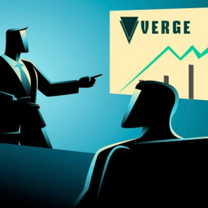 Verge Price Breaches 17-Month High; Trades Above $0.0100