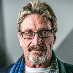 John McAfee: This Year Belongs to Privacy and Medical Tokens