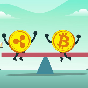 Bitcoin vs Ripple: BTC and XRP Share Almost Similar Price Trend in the Last 24 Hours