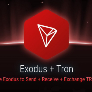 TRON joins Exodus Online Wallet by making itself Accessible to Users who Prefer to do Trading Through their Mobile Phones!