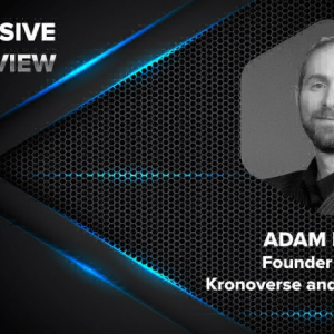 Kronoverse and CryptoFights' CEO & Founder Adam Kling in an Exclusive Interview with CryptoNewsZ