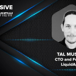 LiquidApps' CTO & Co-founder Tal Muskal in an Exclusive Interview with CryptoNewsZ