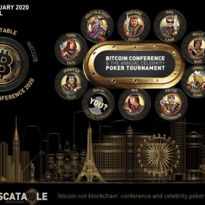 """The Unconfiscatable """"Bitcoin Not Blockchain"""" Conference is Back Again!"""