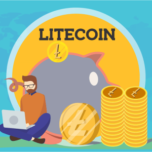 Litecoin Exhibits 4% Hike in the Intraday Trading