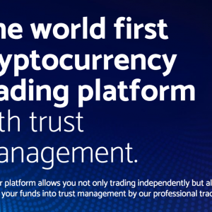 Finally, A Platform That Will Help Solve Crypto's Trust Issues