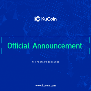 KuCoin will Begin Token Swap of QKC (QuarkChain) MainNet