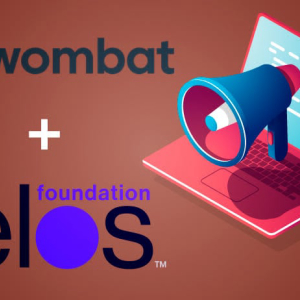 Wombat Joins Hands With EOS Offspring, the Telos Foundation