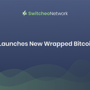 Switcheo Unveils New Wrapped Bitcoin Markets