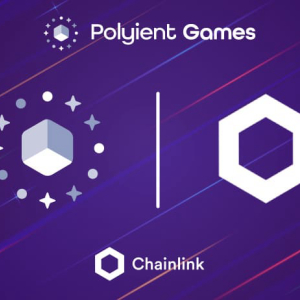 Polyient Games and Chainlink VRF come together for revolutionalize NFT space