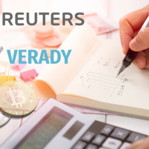 Verady and Thomson Reuters Collaborates to Develop Tool for Compliance in Crypto Taxes