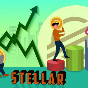 "Stellar Awaits ""Golden Crossover"" on a Daily Chart; Gains Over 9%"