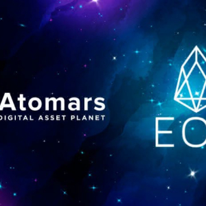 EOS Token Will Get Listed on Crypto Exchange Atomars on November 14, 2019