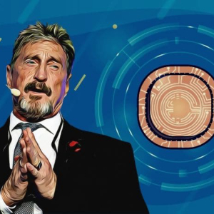 John McAfee Launches Absolute Privacy Token GHOST Coin