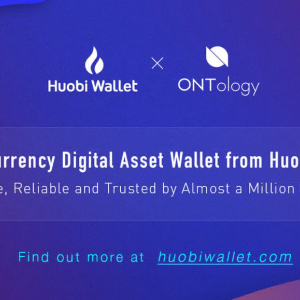 Ontology (ONT) Staking to Win Support from Huobi Wallet