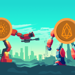 Cardano Vs. EOS: Cardano (ADA) Soars By 5% While EOS Gains By 6% Since Yesterday