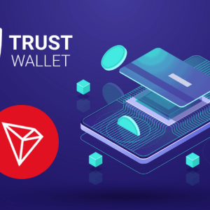 Trust Wallet Allows Tron (TRX) Purchase Through Credit Card