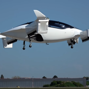 Jet Powered 5-Seater Self Flying Aircraft Unveiled