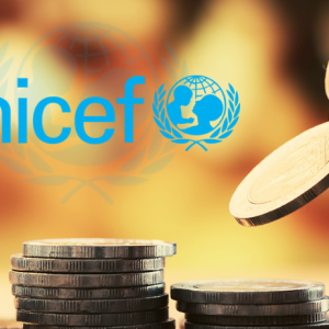 UNICEF Announces Cryptocurrency Fund to Support Children and Young People