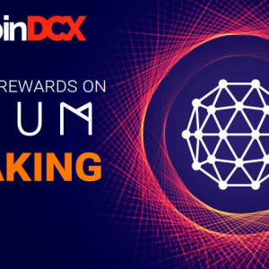 CoinDCX Announces 2X Rewards for QTUM Staking for New Users