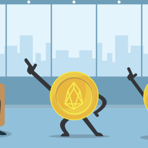 Ethereum Vs. EOS: Ethereum's (ETH) Rapid Surge Has Taken Over EOS' Crawling Trend