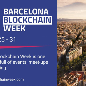 This October We All are Gathering for Barcelona Blockchain Week; Don't forget to join us!