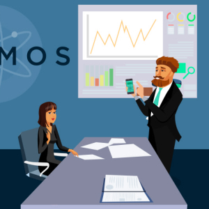 Cosmos Takes a Steep Downturn; Trades Around $3.0
