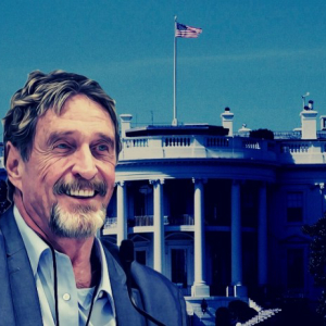 John McAfee Resumes Presidential Campaign under Libertarian Banner