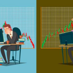 COVID'19 Traps World Economy: US & Indian Stock Markets Crash While Crypto Market Turns Green