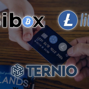 Litecoin Joins Hands With Bibox Exchange And Ternio Blockchain To Launch Limited Edition Blockcard