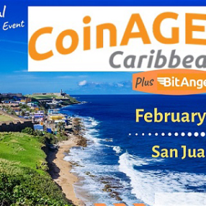 CoinAgenda Caribbean Returns to Puerto Rico on February 26–27