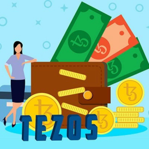 Tezos (XTZ) Rebounds by 10% In Less Than 24 Hours After Retesting 30-day Support