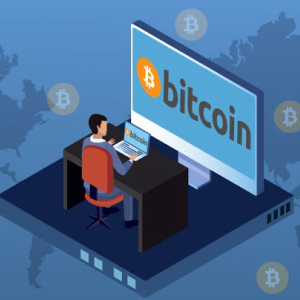 Bitcoin Trades Extempore; Tests Support Around $8,300