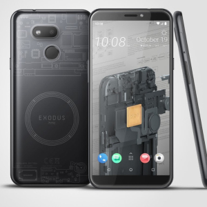 HTC Unveils Exodus 1s, Cheaper Version of Its Blockchain-enabled Smartphone Exodus 1