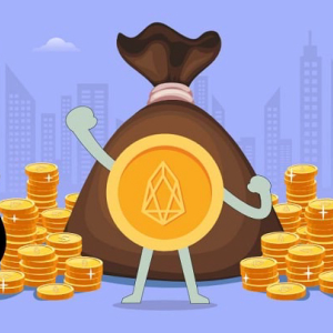 EOS Continues to Achieve Heights; Set to Target $3