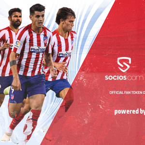 Atletico De Madrid Partners with Chiliz to Improve Fan Engagement
