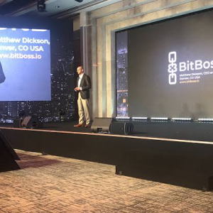 Matt Dickson Opens Up Blockchain Gambling Technology at the Seoul Conference