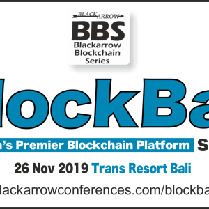 The 3rd Edition of Blockbali Blockchain Conference Returns on November 26, 2019