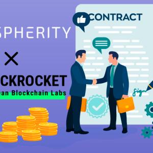 Spherity Joins Hands with BLOCKROCKET in a Bid to Accelerate Blockchain Development