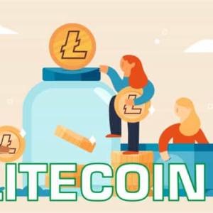 Litecoin Corrects Downwards; Trades with a Sluggish Move