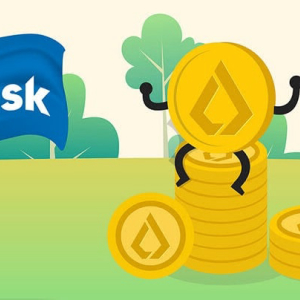 LISK Sheds Farfetched Gains & Draws a Bearish Crossover