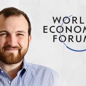 Charles Hoskinson's Keynote Speech at WEF, Davos