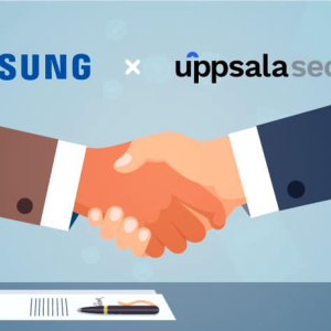 Samsung Collaborates with Uppsala Security