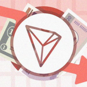 Tron TRX price is down to $0.014 amidst bearish market trend