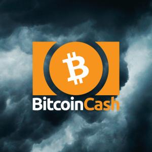 Bitcoin Cash Price: fall of $1.85