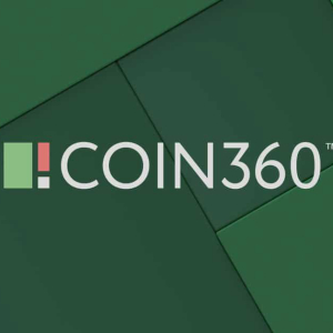 COIN360: Monitor the crypto market price swings in real-time