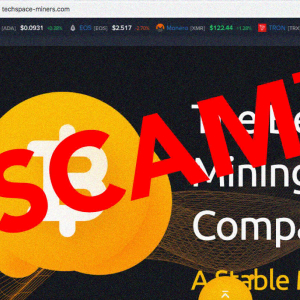 Tech Space mining scam tries to bribe & threaten journalist