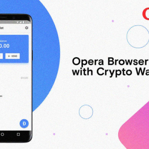 Browser Opera crypto integration propelling adaption?