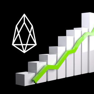 EOS price rises above $2.340