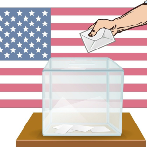 Blockchain technology used to cast US presidential vote