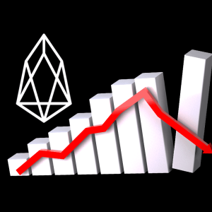 EOS price falls to $2.10: what's next?